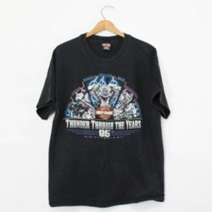 Vintage Harley Davidson Pittsburgh T Shirt